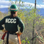 AmeriCorps Team Tackles NBSP Projects