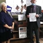 Goshen Marks Constitution Week