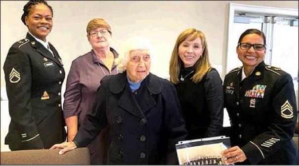 Woman's Club Honors Veterans