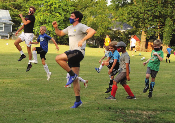 Youth Soccer Returns