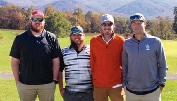 Blues Golf Tourney A Big Hit