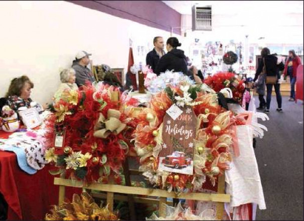 Many Shopped Local Over Holiday Weekend