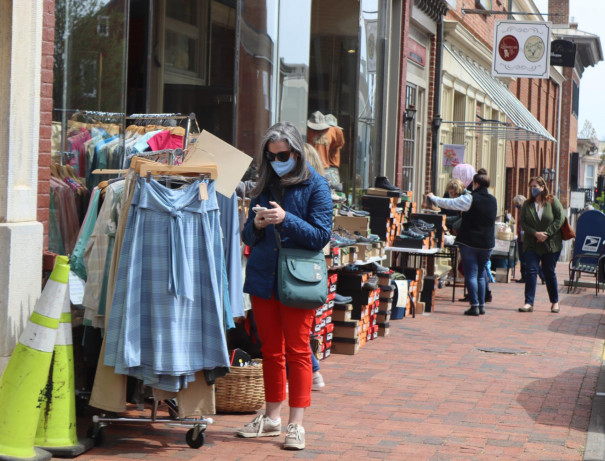 Downtown Spring Sales