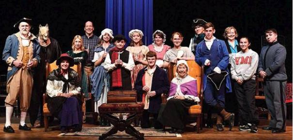 'Real Old English Christmas' Starts Friday