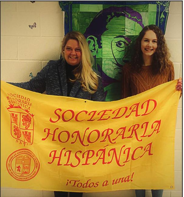 Spanish Scholarship Winner