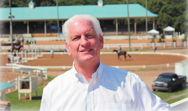 Nicholson Led Horse Center Out Of 'Crisis' To 'Prominence'