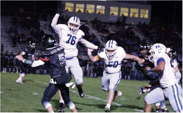 RC Shuts Out Broadway, 28-0