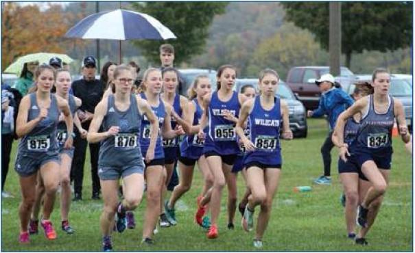 Rockbridge County Girls Second In Valley