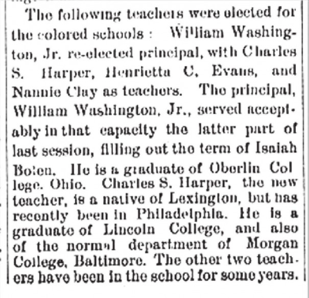 1867 Election Notables