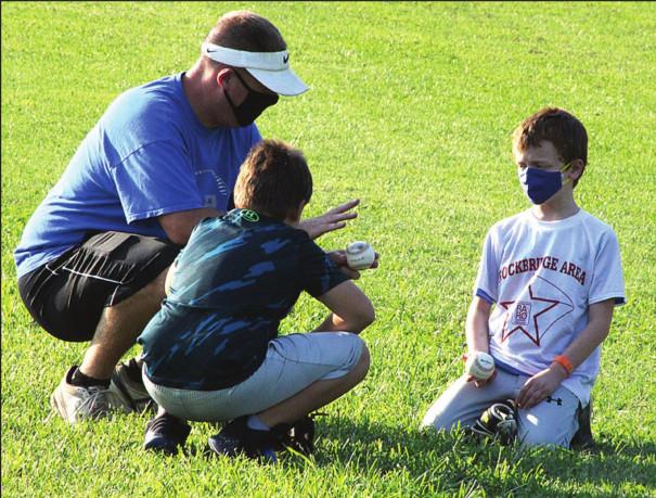 Teaching Baseball During Pandemic