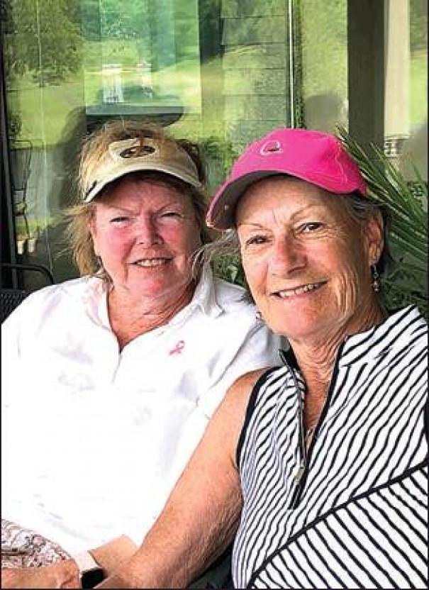 Ladies Golf Wraps Up