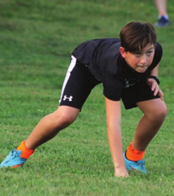 Learning Football Skills