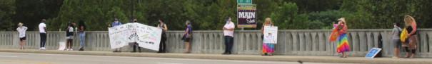 Messages On The Bridge