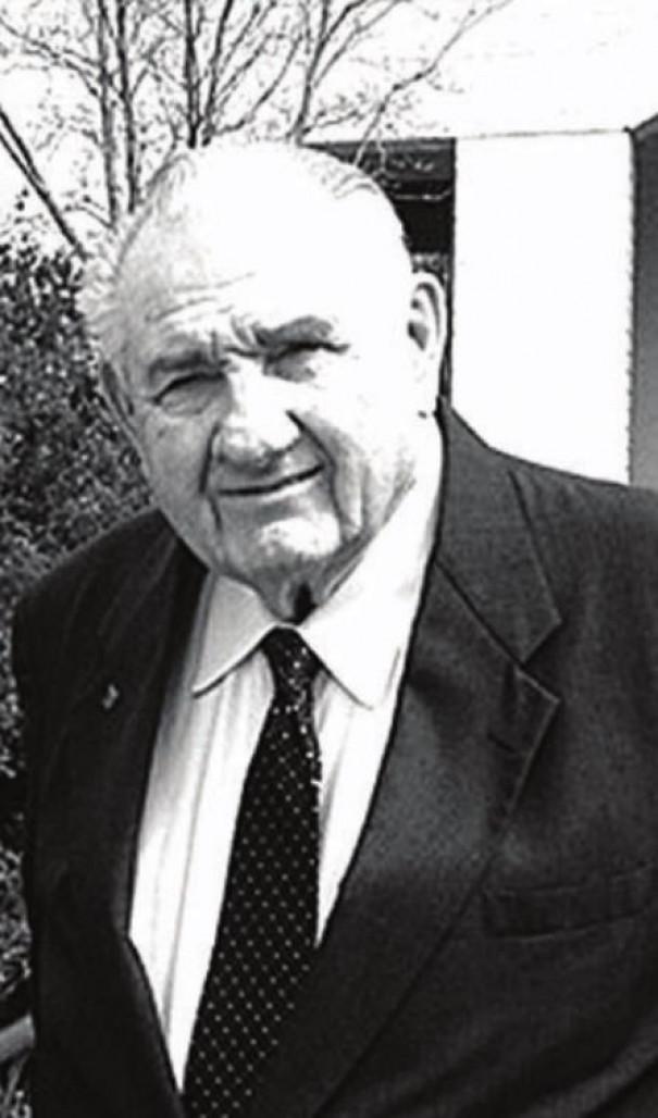 REV. DR. LOUIS SKIDMORE
