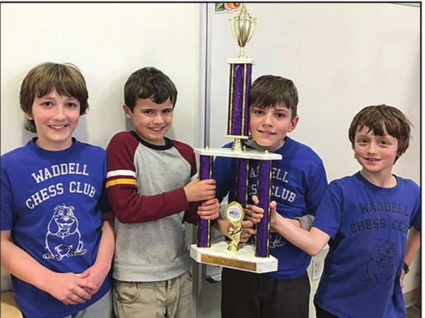 Chess Players Place High In State Tourney