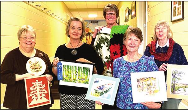 LWC Art Contest Winners Announced