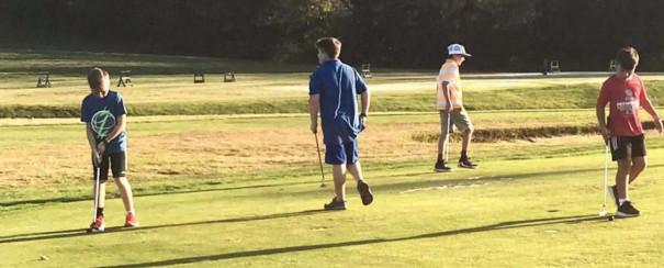 Youth Golf Contest Draws 24