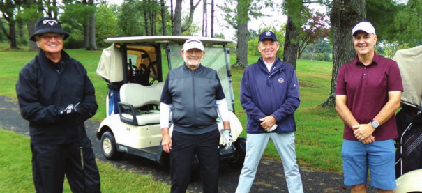 Golf Tourney Supports Veterans