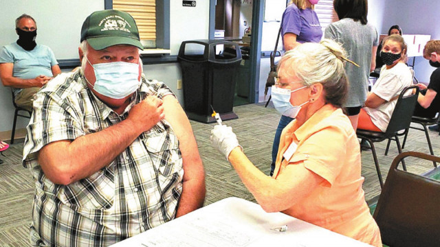 Be A Good Neighbor – Get Vaccinated